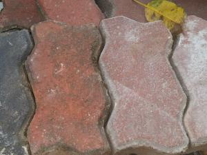 500 Interlock Bricks