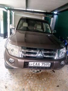 Mitsubishi montero 2013 for sale