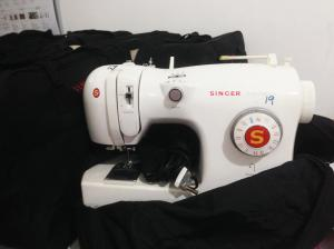 Used Portable Singer Sewing Machine