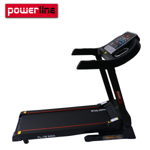 POWERLINE Treadmill PL-TM600A with Auto Incline