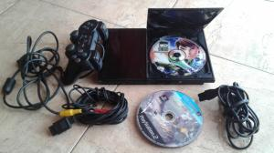 Sony Playstation 2 (modified)