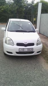 Vitz 2002 for Sale