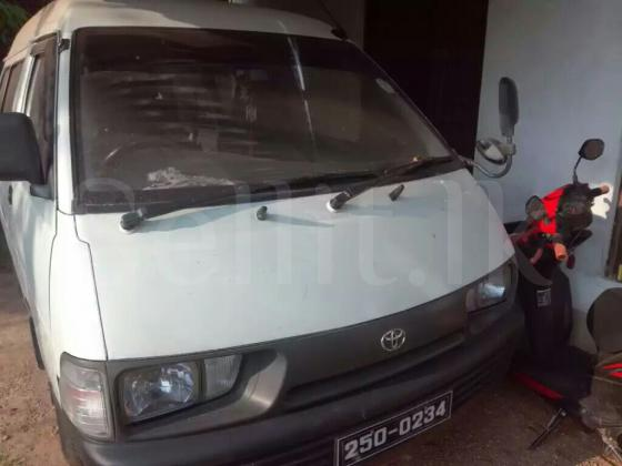toyota CR 36< LOTTO> VAN FOR SALE
