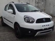 Micro Geely Pearl White 2013