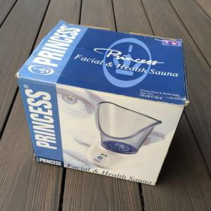 Princess face steamer