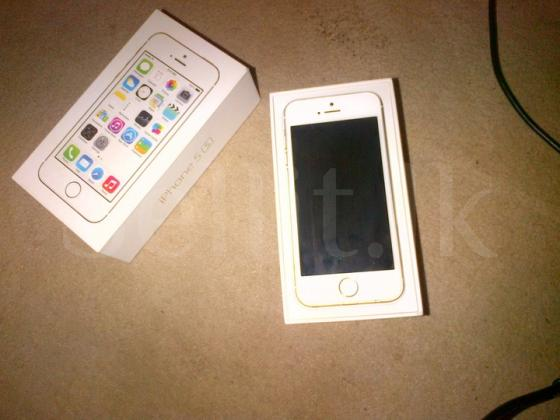 Apple iPhone 5S (Used)