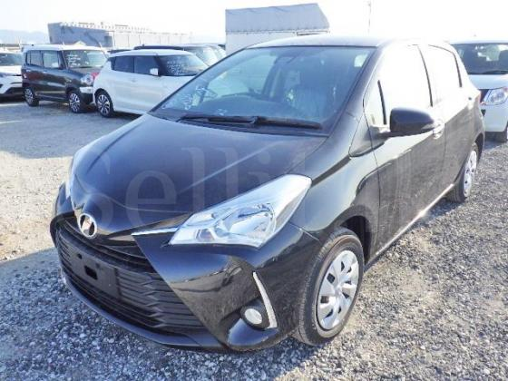 Toyota VITZ F SAFETY 2018