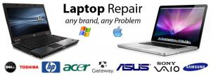 Laptop Repairs( Visit Home / Office)