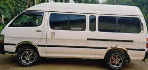 Van for Hire Alawwa