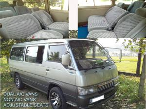 Van for Hire - Kataragama trip Free Guest House Facility  කතරගම චාරිකා කර�