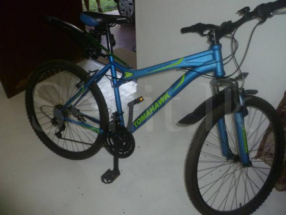 Tomahawk Push Bicycle & Exercice Machine for Sale