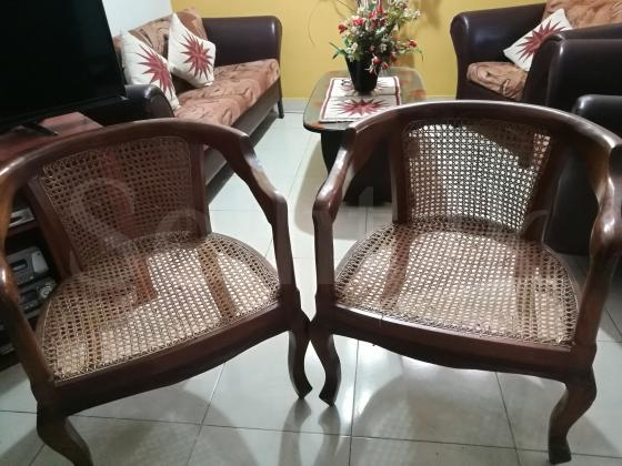 Four set of chairs for sale