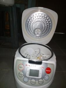 Singer multi cooker