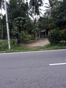 Valuable land with house for sale