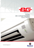 Air conditioners BG