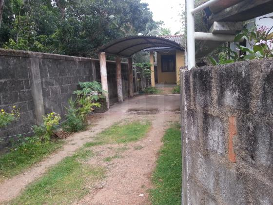 House for rent at Malabe