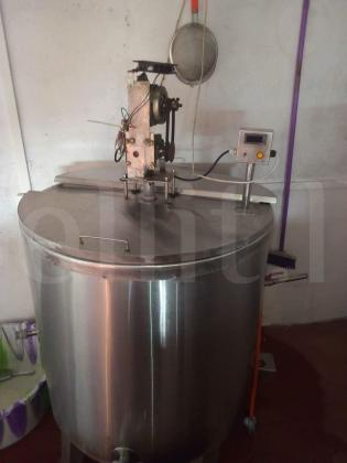 Milk production machinery for sale