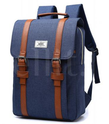 Stylish Blue Backpack Bag
