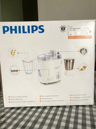 Brand-new mixer/grinder