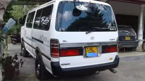 Toyota HiAce LH172 Dolphin