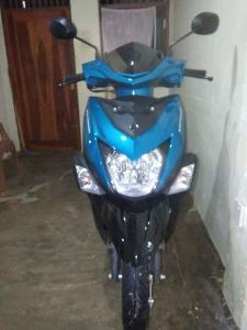 Yamaha ZR new