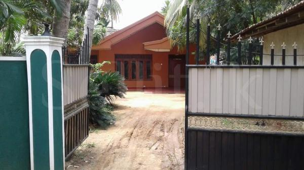 House for sale in Tissamaharama