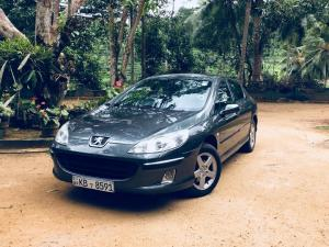 Peugeot 407 year 2006