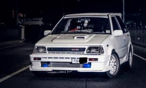 Toyota Starlet GT EP71