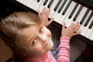 tuition in organ music for kids