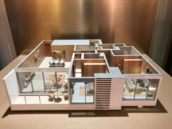 architectural porjects & models