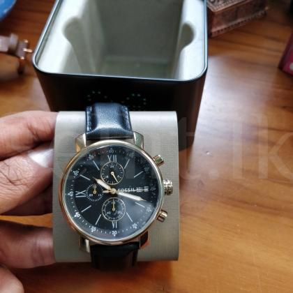 Fossil watch Rhett Chronograph