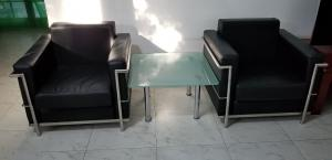 Leather Office / Formal Set for sale