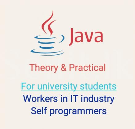 Java programming for University students