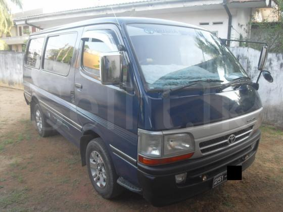 Toyota Dolphin for sale