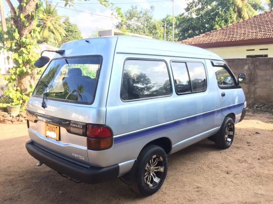 Toyota Townace CR27 Lotto 1992