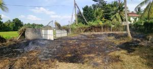 Land with House for sale in Delgoda