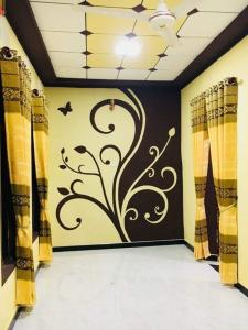 Wall painting, designs