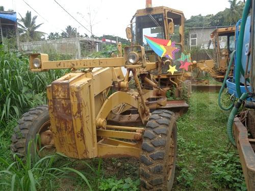 Mitsubishi MG 150 Motor Grader for sale in Moneragala