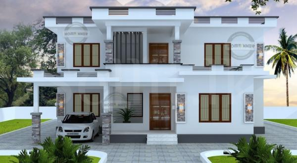 Luxury Houses in Wennappuwa town