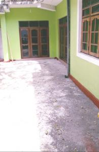 House with Land with potential commercial place to sale