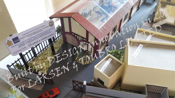 architectural design for plans & models