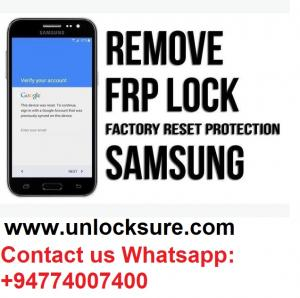 FRP Google account remove service