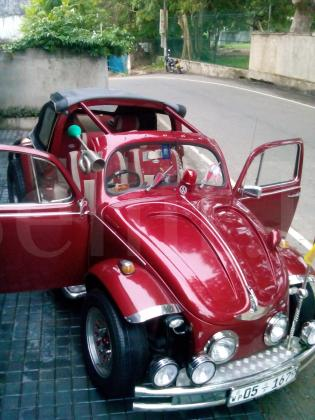 VOLKSWAGEN MODIFY CAR