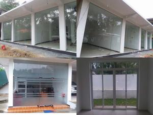 Glass and Aluminium Fabrication