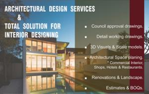 architectural design work
