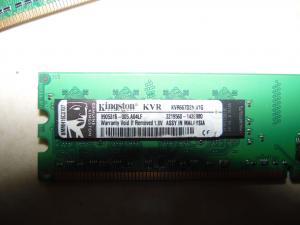 Kingstone,Samsung DDR 2   1GB 2pcs