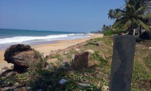Beach land for sale in Galle