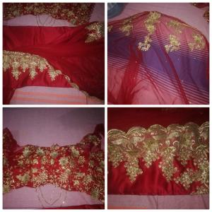 Bridal frock and home coming dress