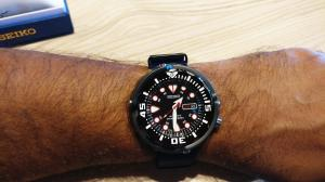 Seiko Limited Edition Prospex Automatic Watch