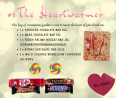LIMITED VALENTINE'S DAY CHOCOLATE GIFT BOXES AND GIFT BAGS - Box 1: The Heart Warmer